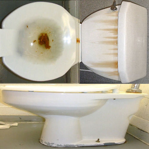 Dirty Bathroom Pics: Dirty Restroom 3D Model FBX TGA