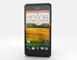 HTC Desire 400 Black 3D