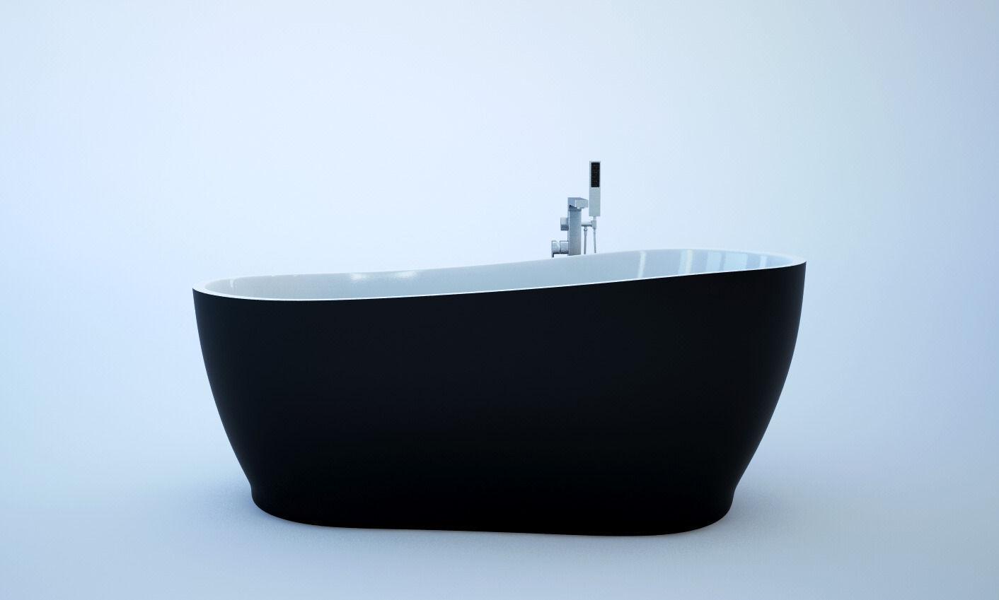 Freestanding Bath 3D | CGTrader