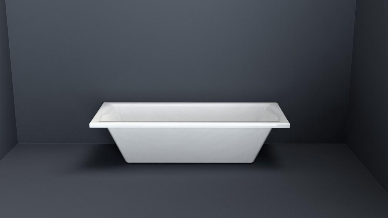 3d Model Bathroom Bathtube Collection Set Volume 1 Vr Ar Low Poly Obj