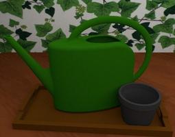 Plant growing set 3D printable model