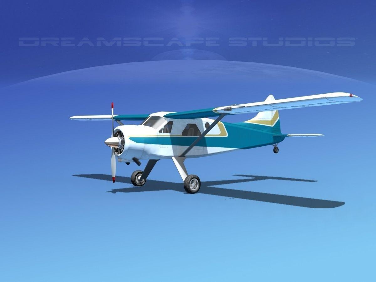 Dehaviland DH-2 Beaver SL05