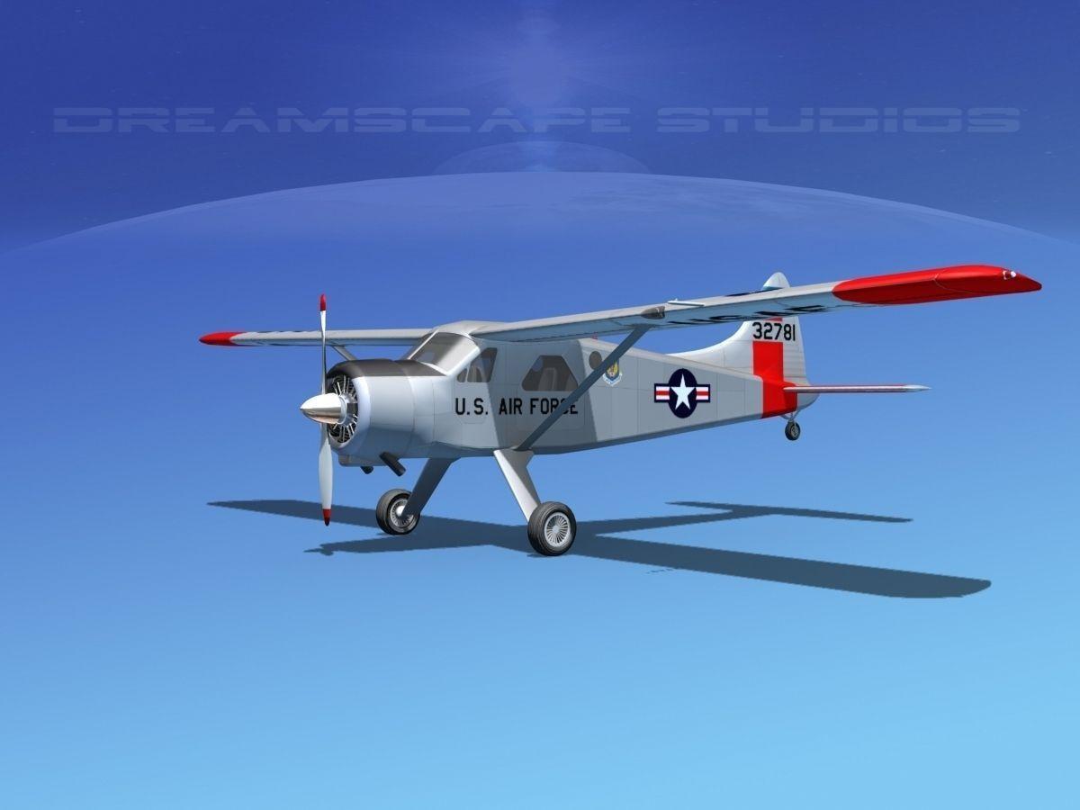 Dehaviland DH-2 Beaver USAF 1