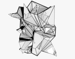 3D model MATHIAS KISS Froisse Mirror