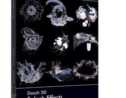 dosch 3d - splash effects - free sample