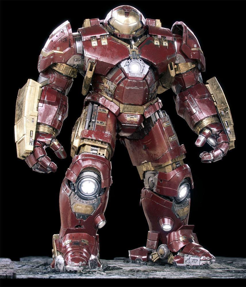 Iron Man Mark 44 - Hulkbuster Armor