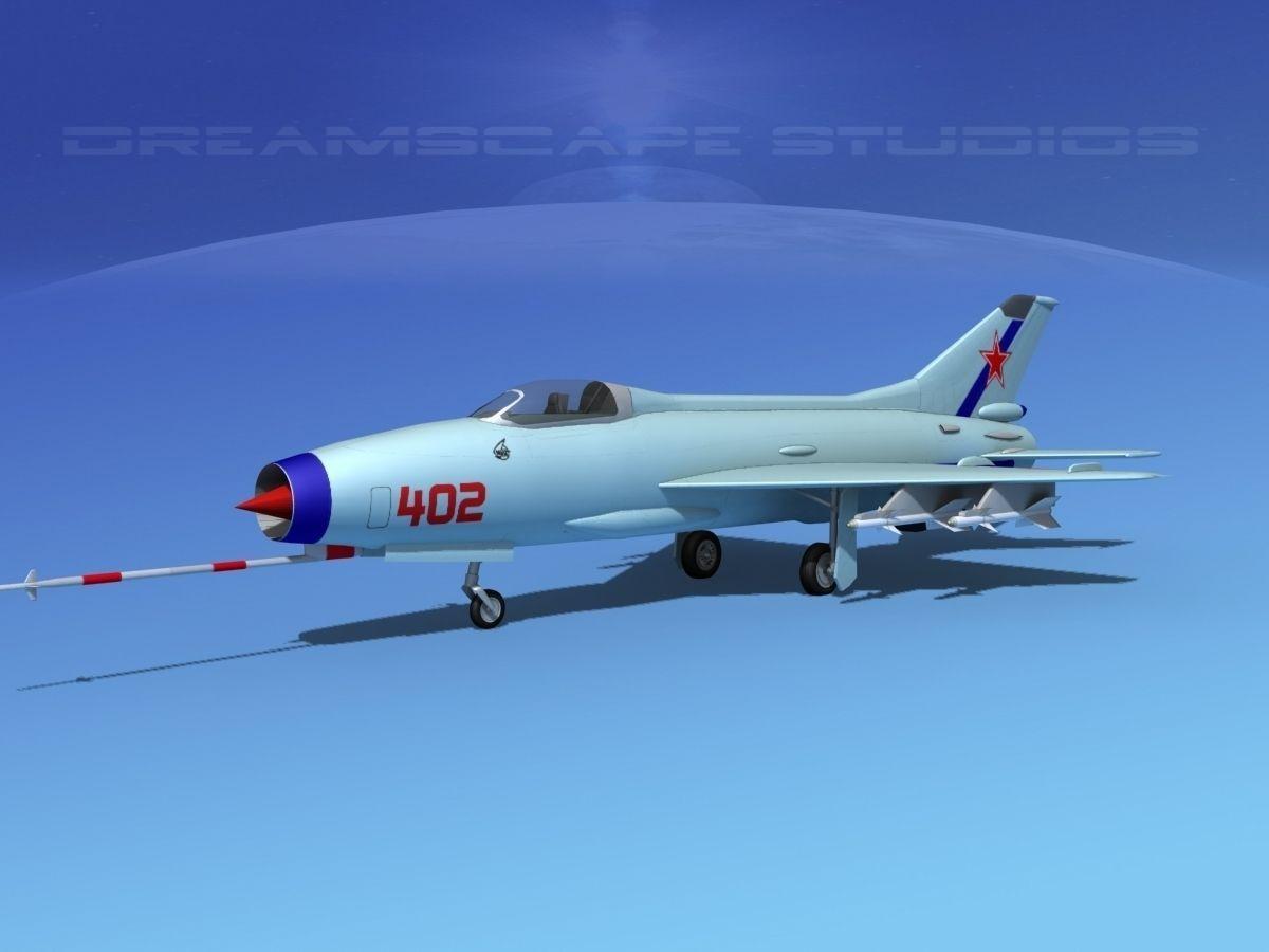 MIG-21 Fishbed V12