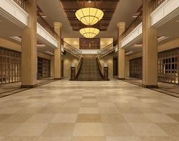 lobby 043 3d