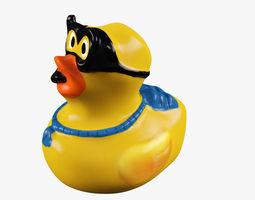 3D model Toy Duck