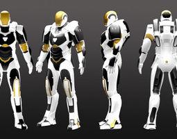 Iron Man MK39 Gemini 3D printable model