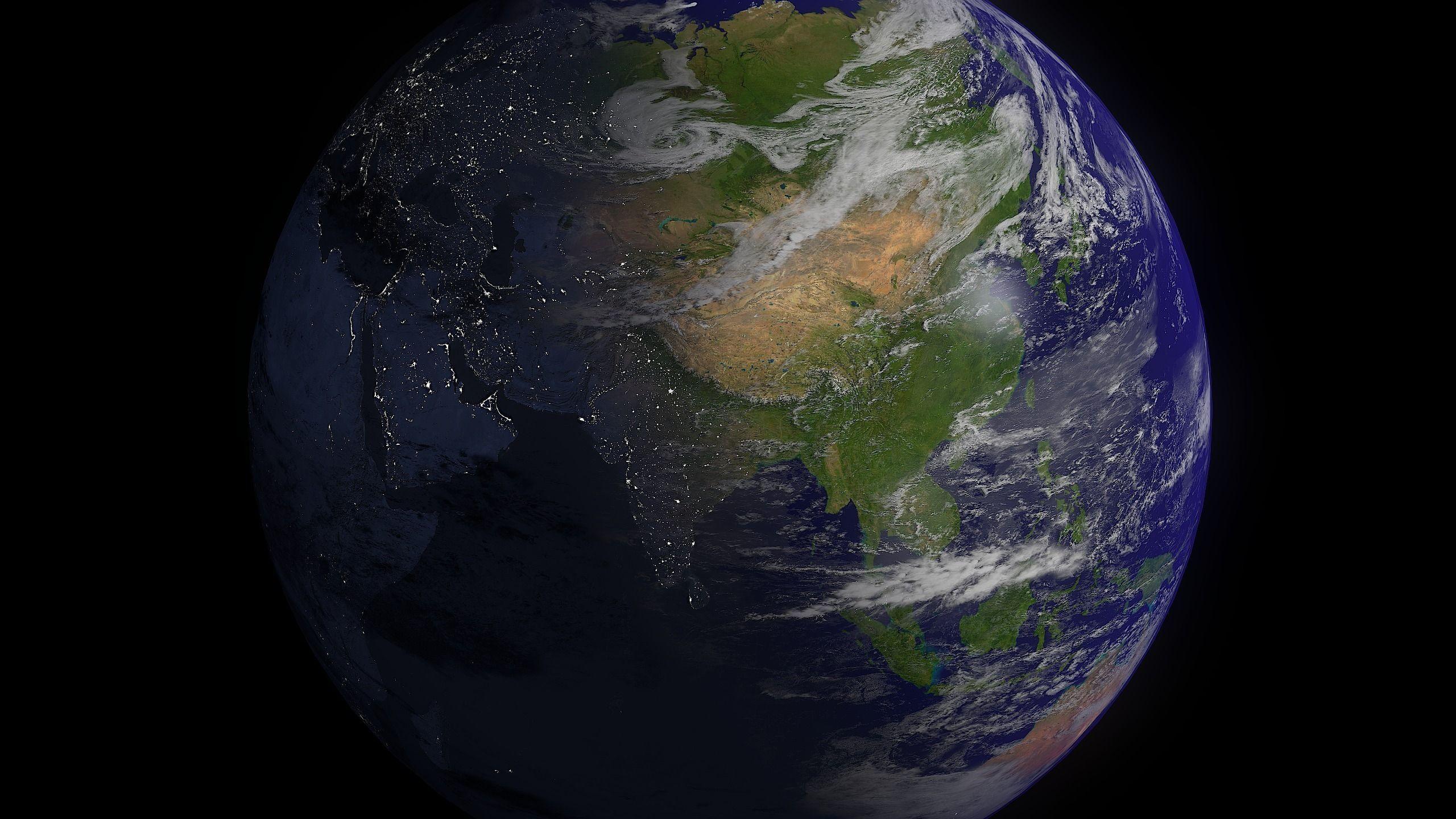 Earth 21k 3D Model OBJ...