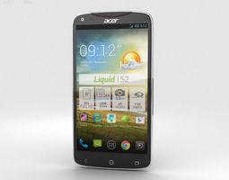 Acer Liquid S2 Black 3D