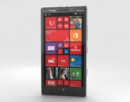 Nokia Lumia Icon 3D