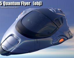 3D model D45 QUANTUM FLYER