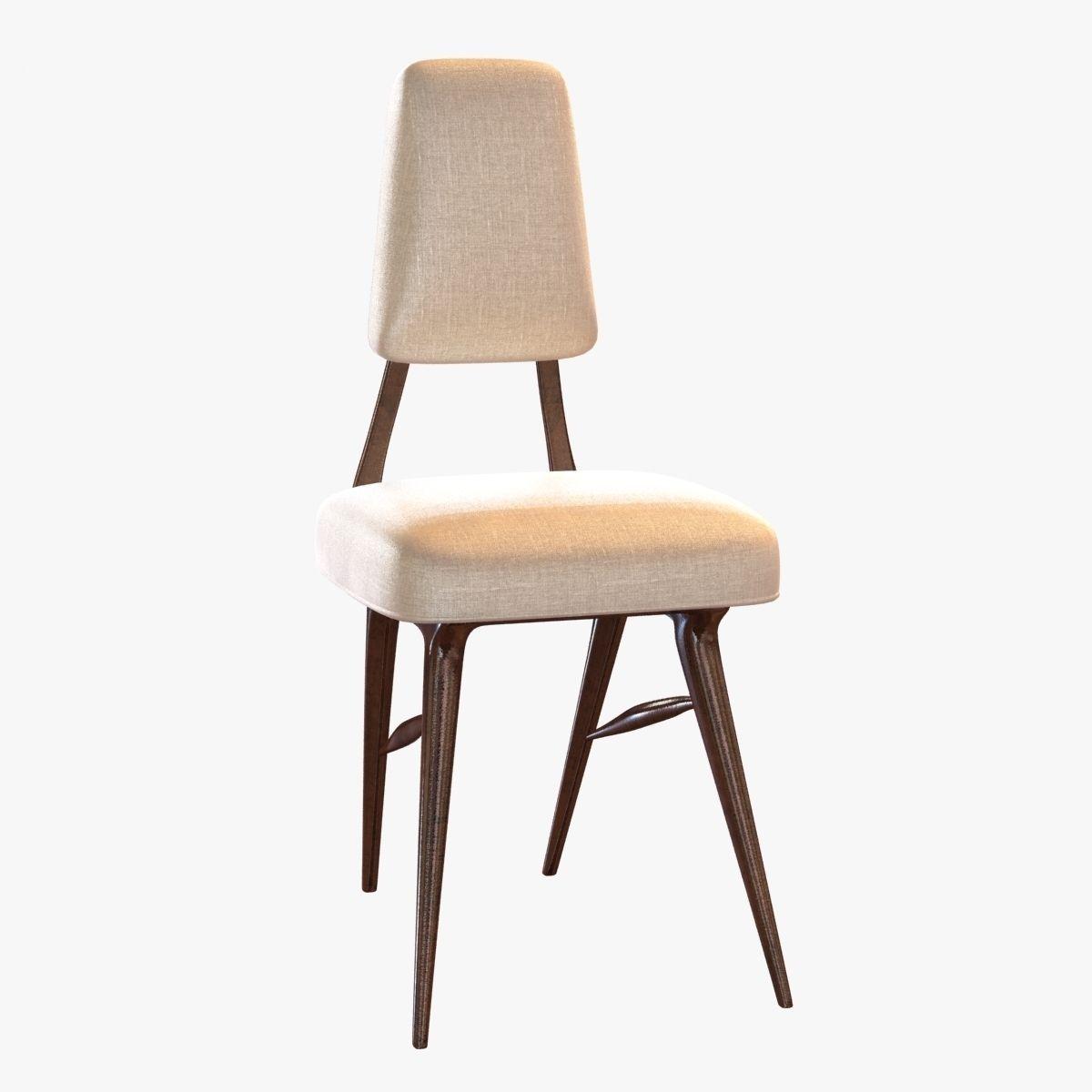 deniot dining chair 3D Model MAX OBJ 3DS FBX MTL  : deniot dining chair 3d model max obj 3ds fbx from www.cgtrader.com size 1200 x 1200 jpeg 52kB