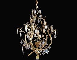 3D ralph pucci straeten lustre givre