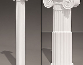3D Antique Column type 7