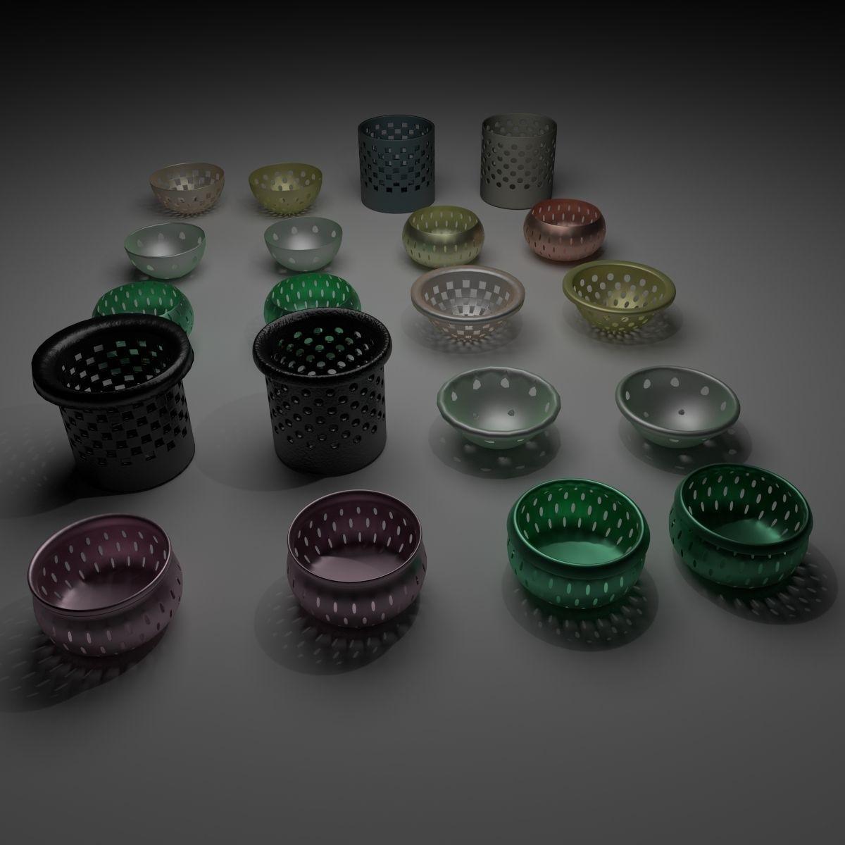 3d blender collection - 5 4