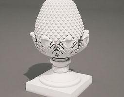 Pineapple Head 3D