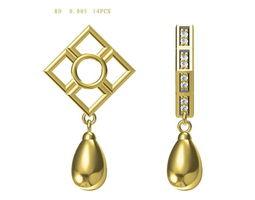 3D Jewelry R13310