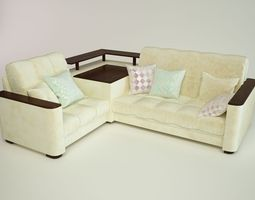 Corner sofa discovery from Anderssen 3D