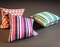 cushion 3d model