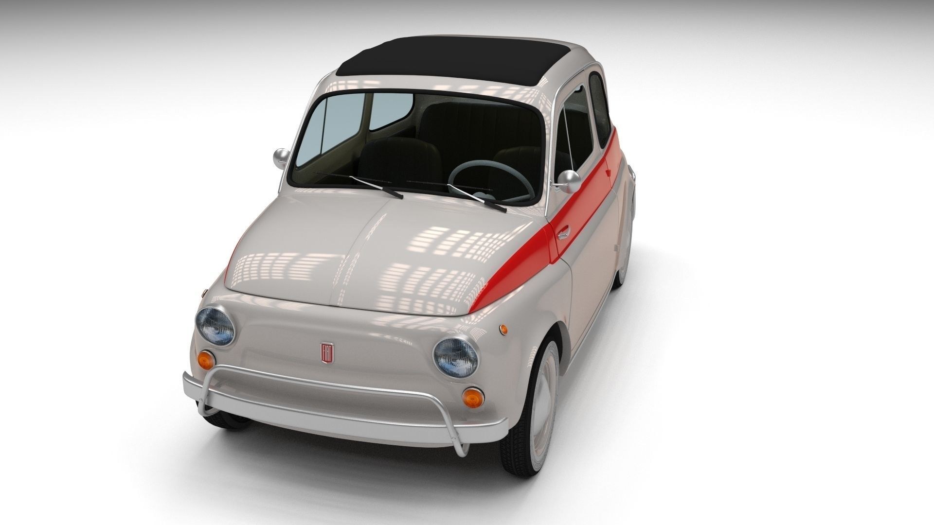 Fiat 500 Nuova Sport 1958