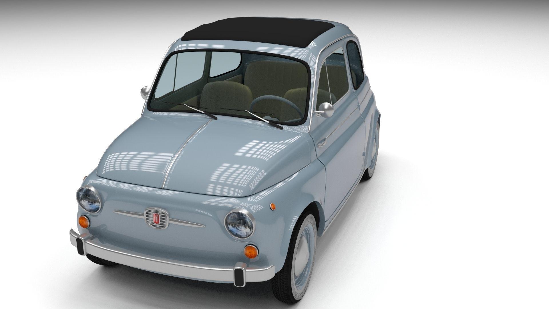 Fiat Nuova 500 1957