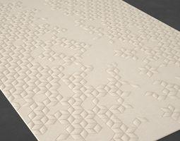 3d star carpet