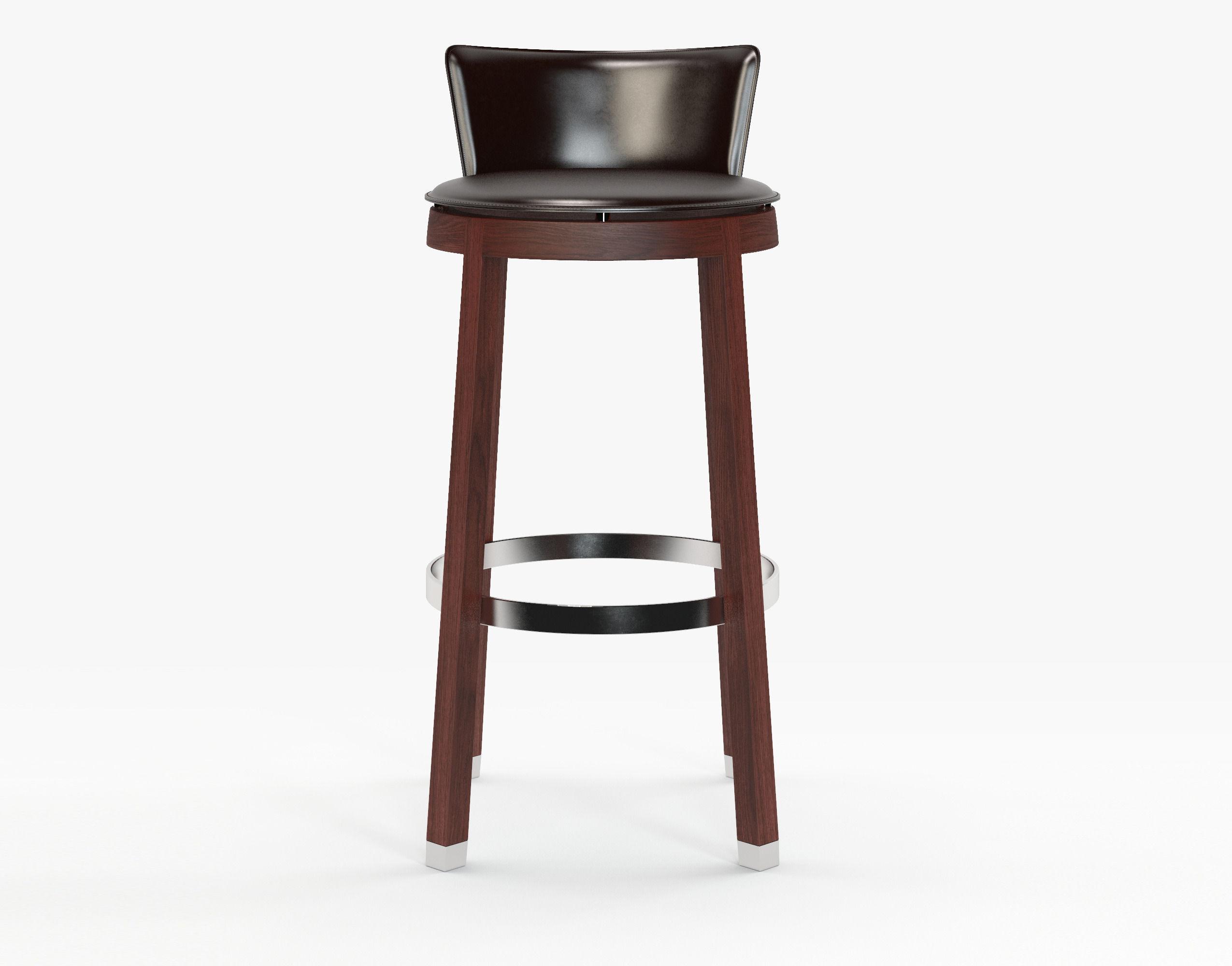 Tonon Bar Chair  7D model