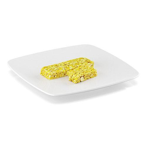 Muesli bar 3d model max obj fbx c4d mtl for Food bar 3d model