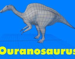 3D model Ouranosaurus Dinosaur