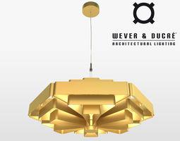 3d wever ducre jules wabbes modern chandelier