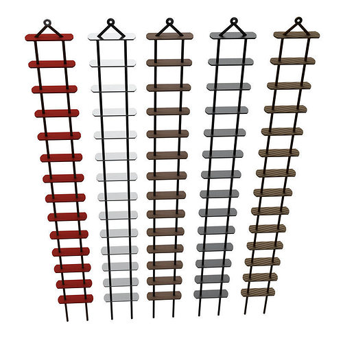 3D Rope Ladder