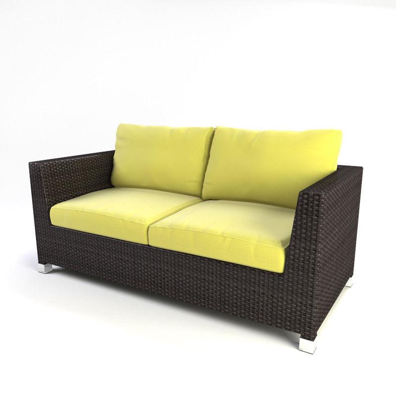 ... Model Max Intended Decor Garden Furniture 3d