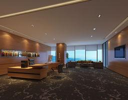 interior 3D Office
