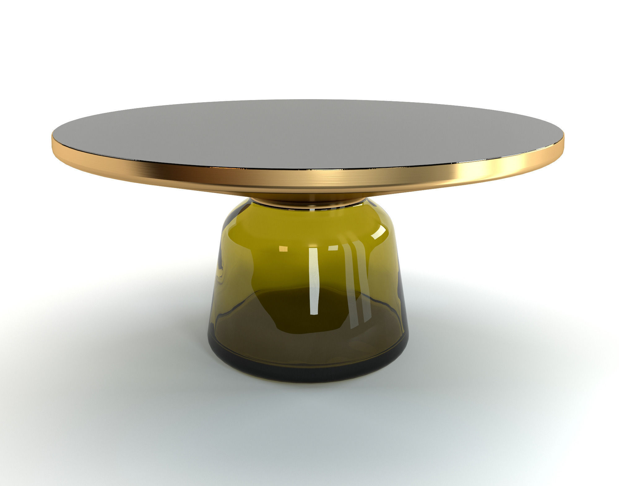 Bell Classicon Coffee Tables 3D model