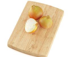 Onions 3D