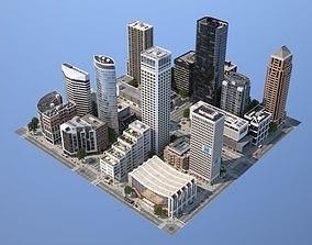 City KC6 3D model