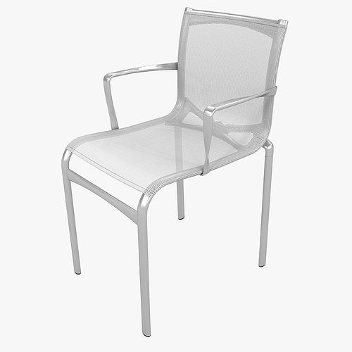 3D Chair Alias Highframe Alberto Meda | CGTrader