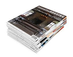 3D model Magazines Set 02