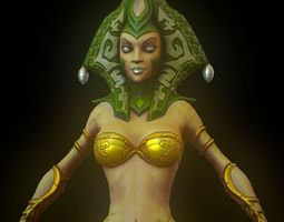 cassiopeia 3D Model