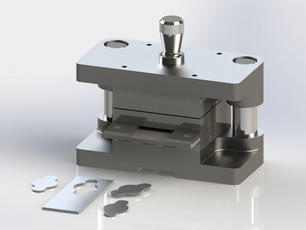 Ferramenta De Corte Cutting Tool Free 3d Model