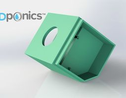snap module - 3dponics snap and grow garden