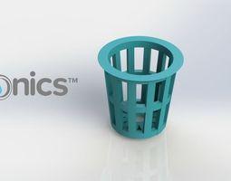 planter - 3dponics cube system