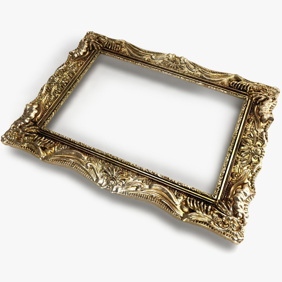 3D model Carverd Picture Frame | CGTrader