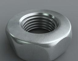 3d metal nut