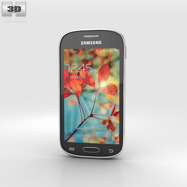 Samsung Galaxy Light 3d Model Max Obj 3ds Fbx C4d Lwo Lw Lws 1 ...