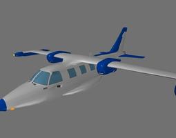 3D Small Plane