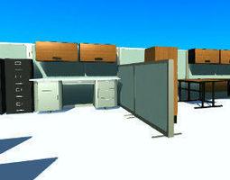 3D model 3TD Office Starter